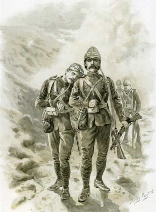солдаты пересядут на транспорт штурмовиков из звездных войн