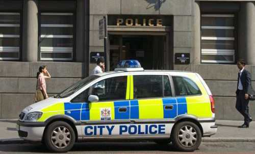 в полиции великобритании появилось подразделение с дронами