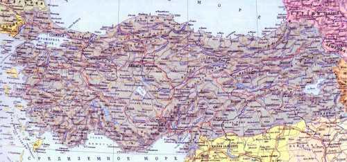 миграционная карта шри